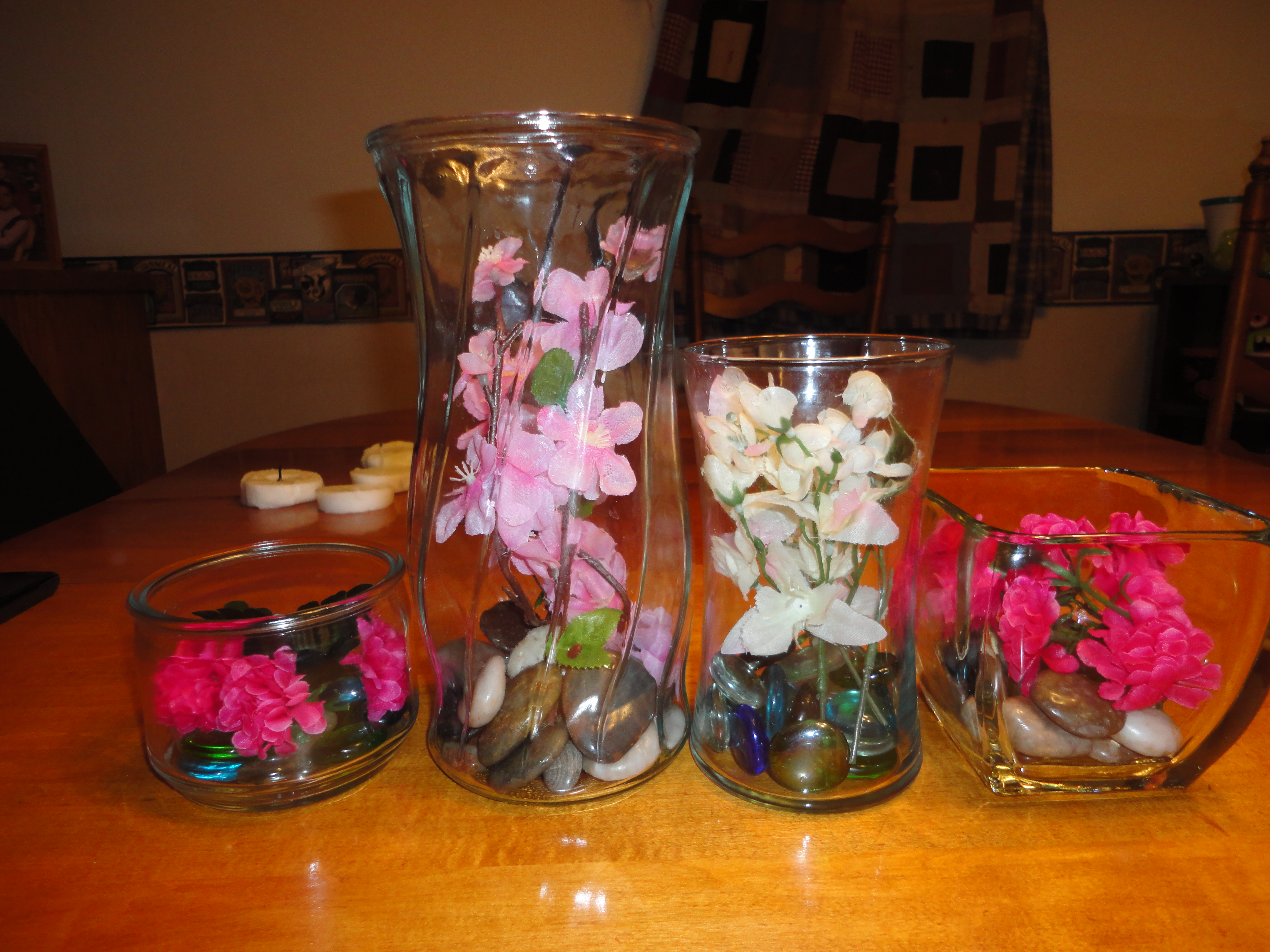 Wedding centerpieces flowers with floating candles emandelle65 2013 08 22 195919 reviewsmspy