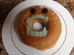 Oooo…Scary Donuts!
